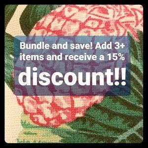Bundle Discount! 💰